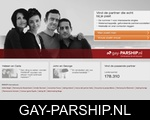 Gay dating bij Parship